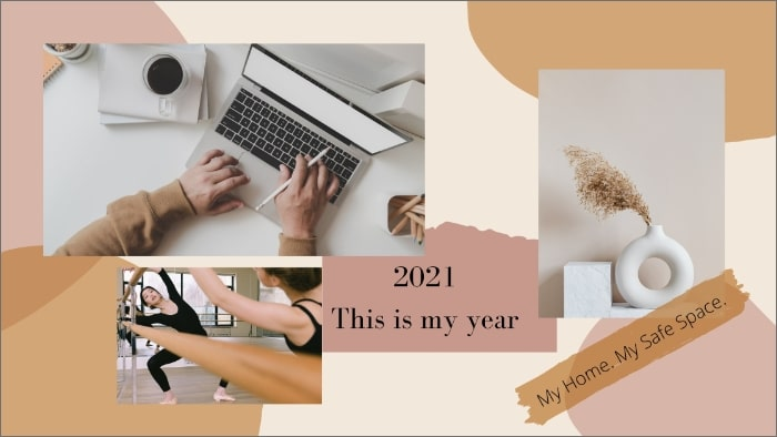 vision boards, collage templates, collage maker app, collage app, how to make digital vision board