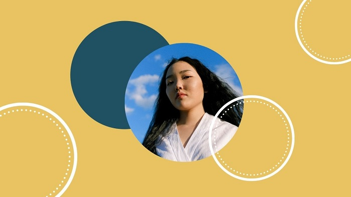 how to make a circle image, crop image in circle, circle image, circle photo, circle crop app, lightx app, invitation template, girl template,